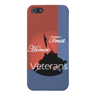 Veterans iPhone SE/5/5s Cover