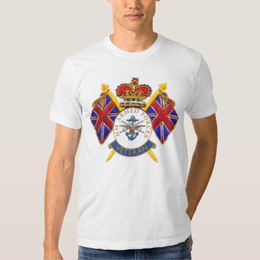 Veterans Logo, fitted tee shirt