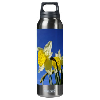 Veteran's Memorial Thanks Serving Country 16 Oz Insulated SIGG Thermos Water Bottle