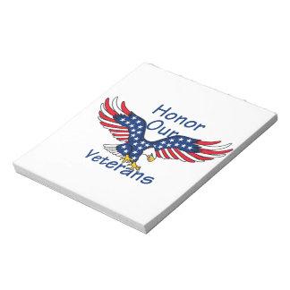 Veterans Notepad
