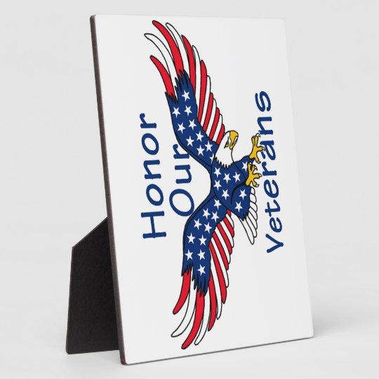 Veterans Plaque