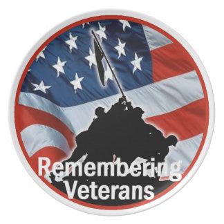 Veterans Plate