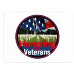 Veterans Post Cards