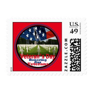 Veterans Postage Stamps