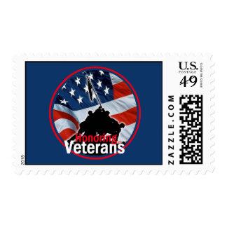Veterans Stamp