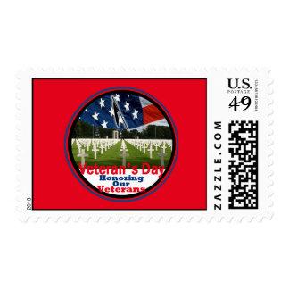 Veterans Postage Stamp