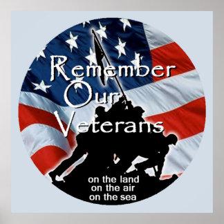 Veterans Poster