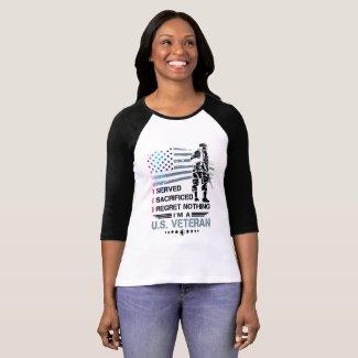 Veteran's Pride T-Shirt