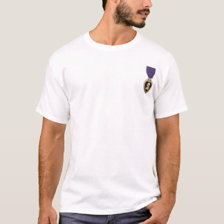 Veteran's Purple Heart T-Shirt
