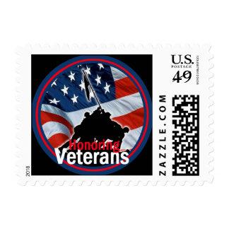 Veterans Stamps