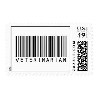 Veterinarian Bar Code Postage