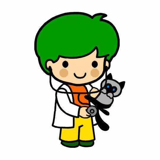 Veterinarian Boy 2 Cutout
