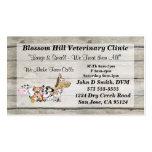 Veterinarian Business Card