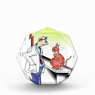 Veterinarian Cartoon 9480 Acrylic Award