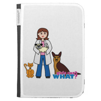 Veterinarian Case For The Kindle