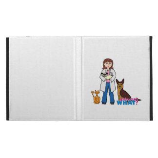 Veterinarian iPad Folio Cases