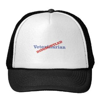 Veterinarian / Disgruntled Trucker Hat