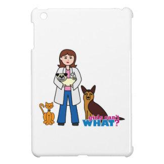Veterinarian iPad Mini Cover