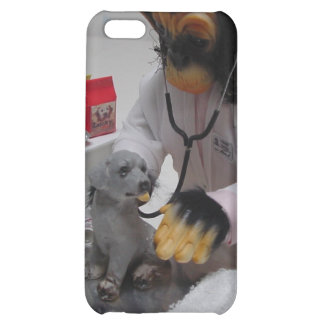 Veterinarian Cover For iPhone 5C