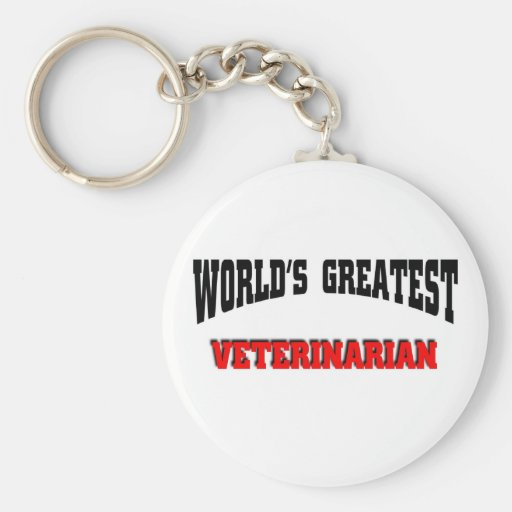 Veterinarian Key Chains