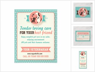 Veterinarian Marketing Toolkit - Retro Pets