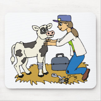 Veterinarian Mouse Pad
