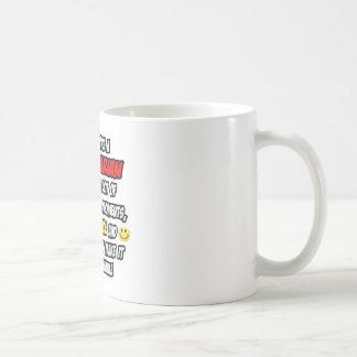 Veterinarian .. OMG WTF LOL Coffee Mug