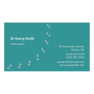 Veterinarian | Pet Care Business Card