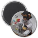 Veterinarian Refrigerator Magnet