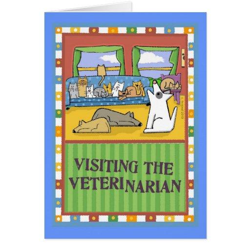 Veterinarian Thank-You Card