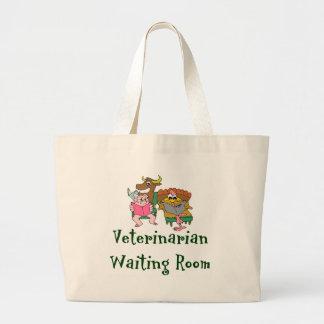 Veterinarian Waiting Room Bag