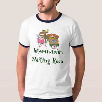 Veterinarian Waiting Room T-Shirt