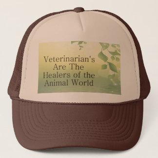 Veterinarians Are Healers Trucker Hat