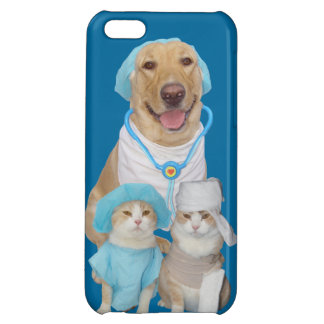 Veterinarian's iPhone 5 Cover For iPhone 5C