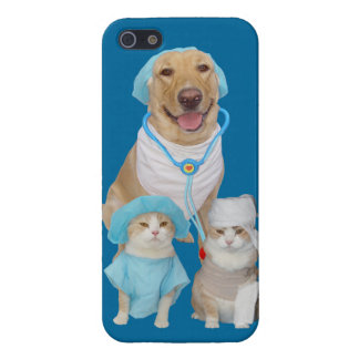 Veterinarian's iPhone 5 iPhone SE/5/5s Cover