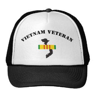 Veterinario de Vietnam Gorras