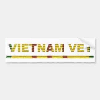 Veterinario de Vietnam Pegatina Para Auto