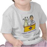 Veterinario futuro - muchacho camiseta