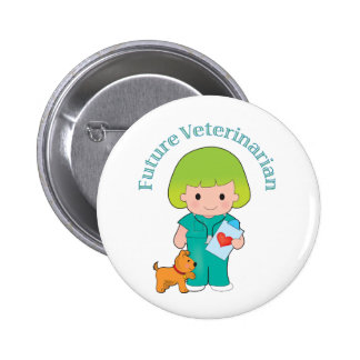 Veterinario futuro pin