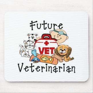 Veterinario futuro alfombrilla de ratones