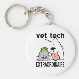 veterinario+veterinario de la llavero redondo tipo pin