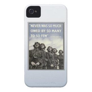 Veterinarios de los militares de la cita del Case-Mate iPhone 4 fundas