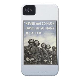 Veterinarios de los militares de la cita del Case-Mate iPhone 4 protectores