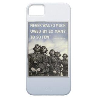Veterinarios de los militares de la cita del vinta iPhone 5 protectores