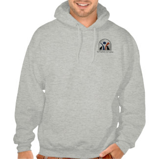 Veterinary Animal Logo with Cat and Dog Pullover