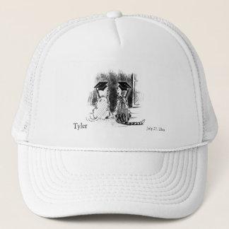 Veterinary Graduation Dog and Cat, Gift Trucker Hat