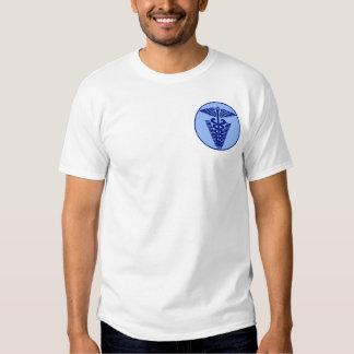 veterinary logo 3 tee shirt