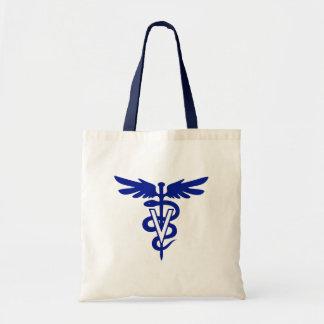 veterinary logo 4 canvas bags