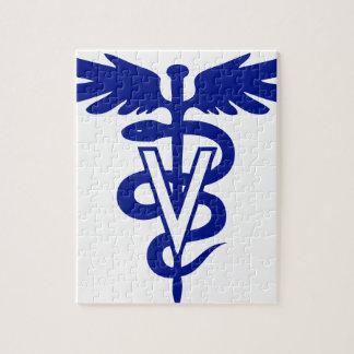 veterinary logo 4 puzzles