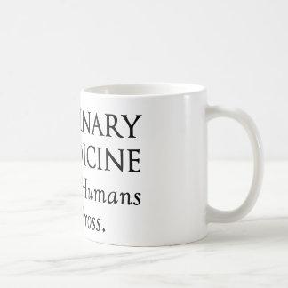 Veterinary Medicine . . . Because Humans Are Gross Classic White Coffee Mug